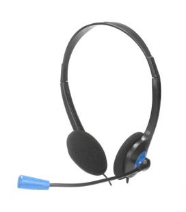 AURICULARES C/MICROFONO NGS MS103 JACK-3.5MM NEGRO