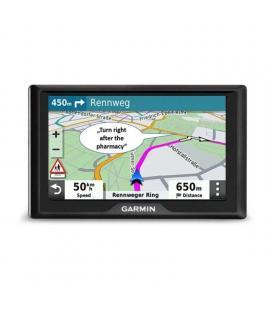 Gps garmin drive 52 eu mt-s - 5'/12.7cm táctil - mapas europa - servicio tráfico en directo - alertas conducción - bat. ion -
