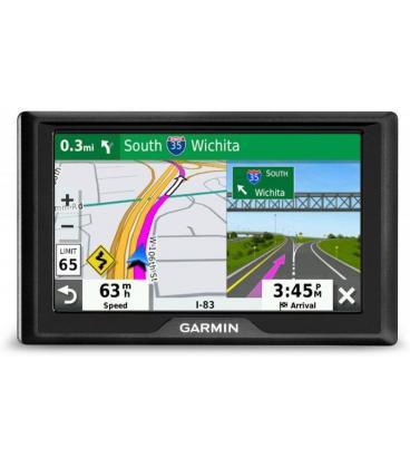 Gps garmin drive 52 se lmt-s - 5'/12.7cm táctil - mapas sur europa  - servicio tráfico en directo  - alertas conducción - bat. -