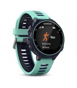 Reloj deportivo con gps garmin forerunner 735xt azul marino/turquesa - pantalla 1.23'/3.12cm - multisport - frecuencia cardiaca