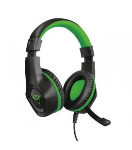 Auriculares con micrófono trust gaming gxt 404g rana green para xbox one - drivers 40mm - mando a distancia integrado para