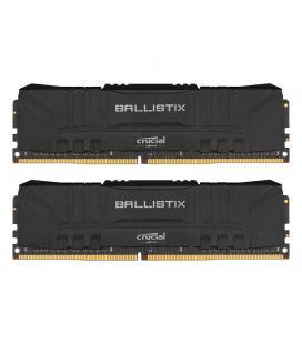 MEMORIA CRUCIAL DIMM DDR4 16GB (KIT2*8GB) 2666MHZ CL16 BALLISTIX BLACK