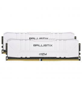 MEMORIA CRUCIAL DIMM DDR4 16GB (KIT2*8GB) 2666MHZ CL16 BALLISTIX WHITE