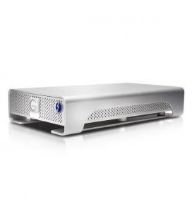 Disco duro externo hdd g - technology g - drive 4tb 3.5pulgadas usb 3.1 gen 1 - thunderbolt 3 usb - c