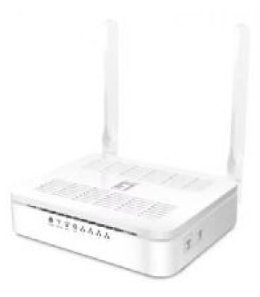 Router wifi dualband level one ac1200 300mb en 24ghz y 867mb en 5ghz 4p giga 2 antenas fijas wps - Imagen 1