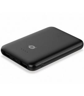 Powerbank conceptronic 5000mah 2 puertos usb (5v 2a) color negro