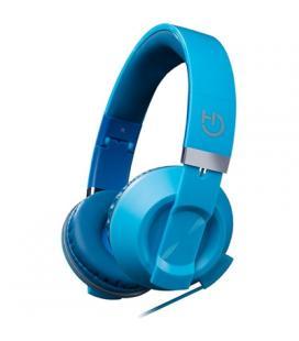 Hiditec Auricular+Mic Cool Kids Azul Oscuro