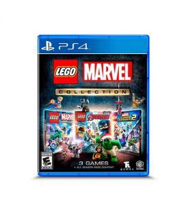 JUEGO SONY PS4 LEGO MARVEL COLECCIÓN