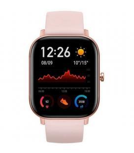 """Xiaomi Amazfit GTS Reloj Inteligente (GPS (satélite) Amazfit GTS, 4,19 cm (1.65""""), AMOLED, GPS (satélite) Rosa"""