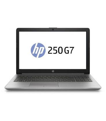 "PORTÁTIL HP 250 G7 6BP04EA - FREEDOS - I5-8265U 1.6GHZ - 8GB - 256GB SSD PCIe NVMe - 15.6""- DVD RW - BT- PLATA CENIZA"