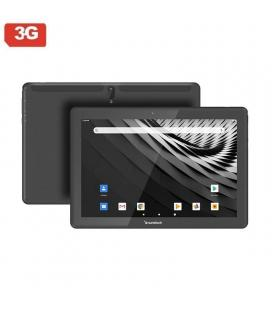 Tablet con 3g sunstech tab1090 black - qc 1.3ghz - 2gb ram - 64gb - 10.1'/25.65cm 1280*800 - android 9 - cam 2/8mpx - bat