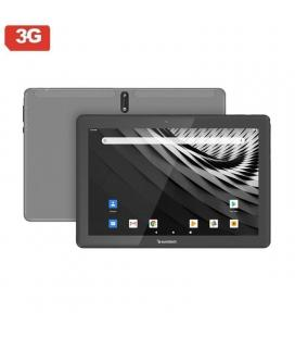 Tablet con 3g sunstech tab1090 silver - qc 1.3ghz - 2gb ram - 64gb - 10.1'/25.65cm 1280*800 - android 9 - cam 2/8mpx - bat