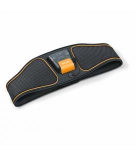Cinturón electroestimulador abdominal beurer em-37 - tecnología ems - 4 electrodos - 5 programas - cinturón flex - 3*aaa - Image