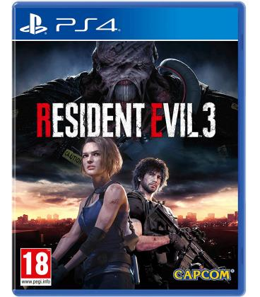JUEGO SONY PS4 RESIDENT EVIL 3 REMAKE
