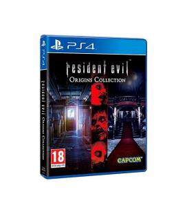 JUEGO SONY PS4 RESIDENT EVIL ORIGINS COLLECTION Incluye.- R