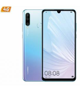 "SMARTPHONE MÓVIL HUAWEI P30 LITE BREATHING CRYSTAL - 6.15""/- CÁMARA (48+8+2)/24MP - OC 2.2GHZ - 128GB - 4GB - - BAT 3340MAH"