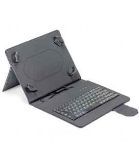 "FUNDA TABLET MAILLON URBAN KEYBOARD USB 9.7""-10.2"" NEGRO"