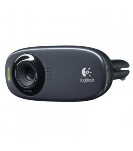 WEBCAM LOGITECH C310 - HD 720p - FOTOS 5MPX - VIDEO HASTA 1280x720 - MICRÓFONO CON REDUCCION DE RUIDO - USB 2.0