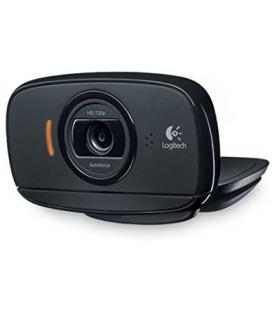 Logitech C525 - Webcam HD 720p, Color Negro