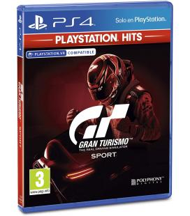 Gran Turismo Sports Hits PS4