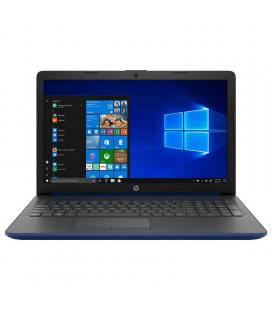 "PORTÁTIL HP 15-DB1019NS - W10 - RYZEN 3 3200U 2.6GHZ - 8GB - 256GB SSD - RAD VEGA 3 - 15.6""/HD - HDMI - BT - NO ODD - AZUL"