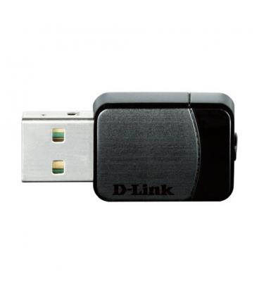 ADAPTADOR RED D-LINK DWA-171 USB2.0 WIFI-AC/600MBPS
