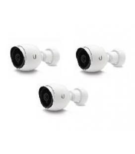 Video camara airvision uvc - g3 - bullet - 3 unifi full hd pack 5 unidades no poe ubiquiti - Imagen 1