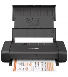 Impresora canon tr150 inyeccion color portatil pixma a4 - 9ppm - 4800ppp - usb - wifi