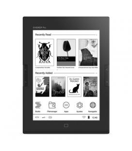 "Energy Sistem ebook eReader Pro HD 6"" Táctil  Luz"