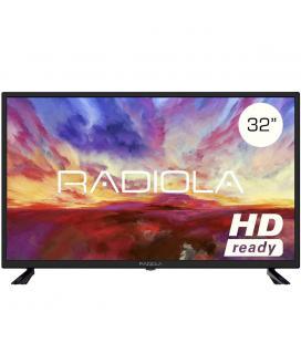 Tv radiola 32pulgadas led hd ready - rad - ld32100k - es - 3 hdmi - 2 usb - dvb - t - t2 - c