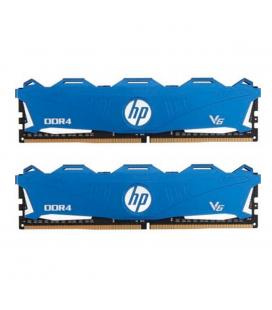 Memoria ddr4 16gb 2x8 hp v6 gaming 3000 mhz pc4 - 24000 udimm
