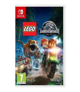 Lego: Jurassic World - Juego Nintendo Swtich