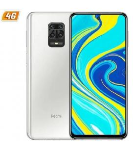 "SMARTPHONE MÓVIL XIAOMI REDMI NOTE 9S GLACIER WHITE - 6.67""/ 720G - 4GB RAM - 64GB - CAM 16 MP - BAT 5020MAH - ANDROID"