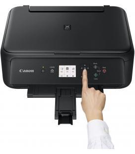 Impresora Multifuncional Canon PIXMA TS5150 Negra Wifi de inyección de tinta