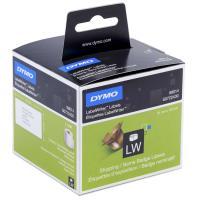 Etiquetas dymo label writer papel para envio 220 unidades blancas de 101x54 mm