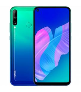 Telefono movil smartphone huawei p40 lite e aurora blue - 6.39pulgadas - 64gb rom - 4gb ram - 48+8+2mpx - 8mpx - octa core