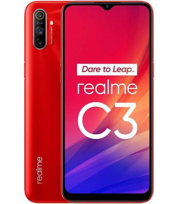 MOVIL SMARTPHONE REALME C3 3GB 64GB DS RED