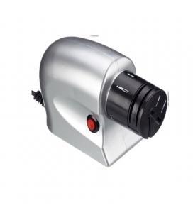 Afilador electrico jocca 5155 - 20w - afila cuchillos de filo liso/andulado/ tijeras y destornilladores - polipropileno - Imagen