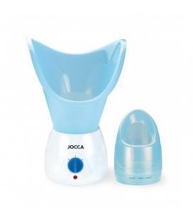 Sauna facial jocca 3352 - 100w - vapor ajustable 2 posiciones - incluye un inhalador - mascarilla fácilmente adaptable - pies -