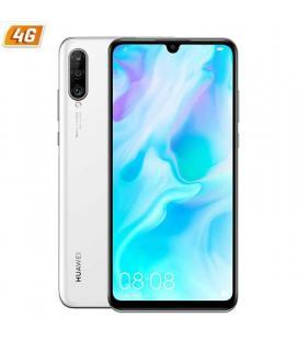 SMARTPHONE MÓVIL HUAWEI P30 LITE WHITE - - CAM (48+8+2MP)/24MP - KIRIN 710 - 128GB - 4GB RAM - DUAL SIM - ANDROID 9 - 4G -