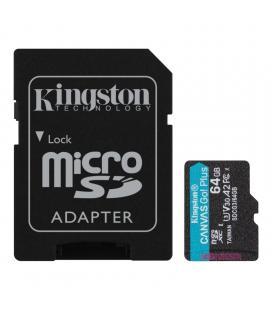 Kingston SDCG3/64GB micro SD XC clase 10 64GB c/a