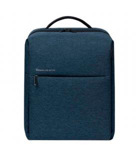 Mochila xiaomi mi city backpack 2 azul - para portátiles hasta 15.6'/39.6cm - capacidad 17l - bolsillo frontal - poliester