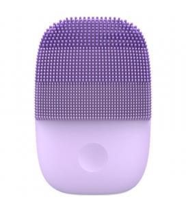 Cepillo facial xiaomi inface sonic clean pro púrpura - tecnología sonda sónica - 5 modos vibración - 3 areas limpieza - ipx7 - -