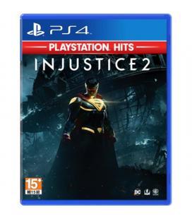 Juego para consola sony ps4 injustice 2 hits
