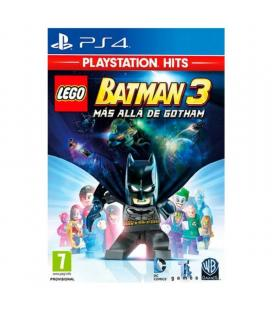 Juego para consola sony ps4 lego batman 3 hits