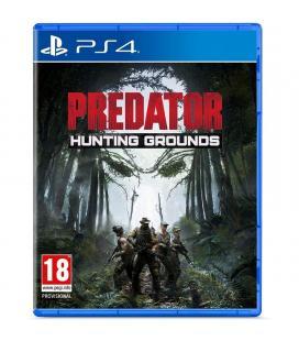 Juego para consola sony ps4 predator: hunting grounds