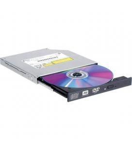 Regrabadora slim de 12.7mm lg gtc0n.bhla10b - dvd+r/dvd+rw/dvd-r/dvd-rw/cd-r/cd-rw - 8x - sata - Imagen 1