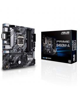 Placa base asus prime b460m-a - para intel core 10th gen - socket lga 1200 - chipset b4600 - 4*dimm ddr4 -