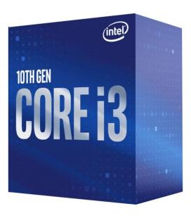 Procesador intel core i3-10100 - 3.6ghz - 4 núcleos - socket lga1200 10th gen - 6mb cache - hd graphics 630 - Imagen 1