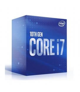 Procesador intel core i7-10700 - 2.90ghz - 8 núcleos - socket lga1200 10th gen - 16mb cache - hd graphics 630 - Imagen 1